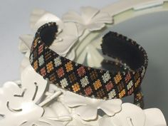 Harlequin Cuff | Flickr - Photo Sharing!