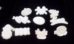 Cookie Cutters Assorted Holiday While