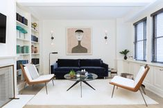 Minimal & Subtle Living Room Design Ideas | Apartment Therapy