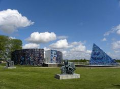 Museo Carl-Henning Pedersen, Herning, Dinamarca