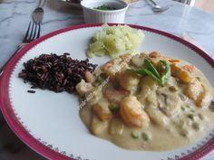 A B C vos IG: Curry de crevettes, façon thaïe ou indonésienne (I...