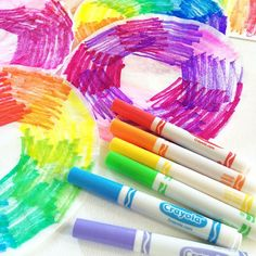 Kids love to paint right? But have you tried making watercolor art with coffee filters? It's not watercolor painting at all but it's bright colors and beautiful blends. The kids will want to create art for hours! Instead of grabbing the watercolor paints, pick up a pack of water-based markers and some coffee filters and …