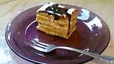 15 perces banános szelet | Nosalty Waffles, Pancakes, No Bake Treats, Tiramisu, Breakfast, Ethnic Recipes, Food, Diet, Morning Coffee