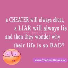 Cheater cheater where d you meet her