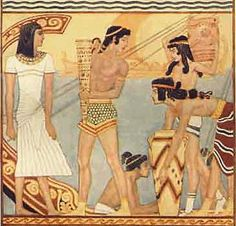 Minoan dress | minoan men wore loincloths and kilts minoan women fashion looks