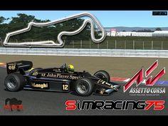AC: Lotus 98T @ Paul Ricard'88 - YouTube