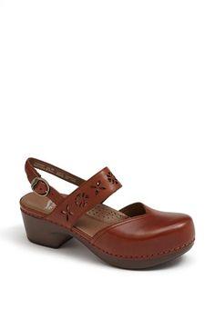 LOOOOVE. Dansko 'Trista' Leather Clog | Nordstrom