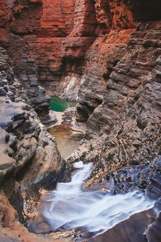 Karijini National Park In Western Australia Book The 4 Day Exmouth To Broome One Way