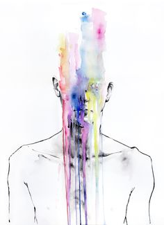 agnes-cecile | + water