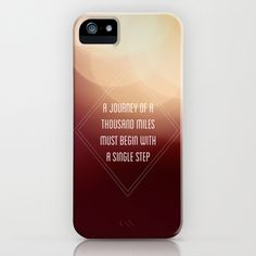 The Journey iPhone Case by Galaxy Eyes - $35.00