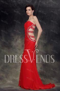 Elegant Column Sweetheart Floor-length Luba's Evening Dress