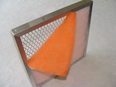 Permanent Frame and Disposable Media Filter Pads. Please call for a Free Quote 954-588-7774 ACFilters4Less.com