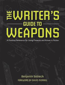 Writing a thriller, mystery, or crime novel? Make sure you accurately depict the weapons your characters use with these 5 practical tips.