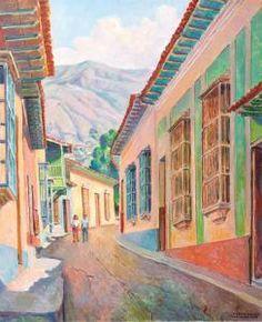 Calle El Carmen. La Guaira. (1976)