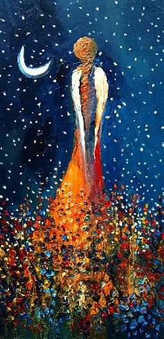 "Angel ~ ""Your passage through time and space is not random."" —A Course in Miracles (Artist: Justyna Kopania) ..*"