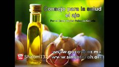 Consejo para salud el ajo - Por el Roeh Javier Palacios Celorio