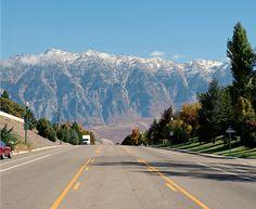 City of Orem in Utah