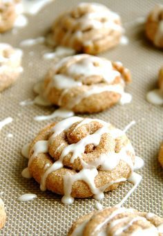 These quick and easy sugar cookies are spiked with an extra dose of cinnamon sugar and rolled up to make cinnamon roll sugar cookies!