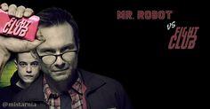 Referencias a El Club de la Lucha en Mr. Robot