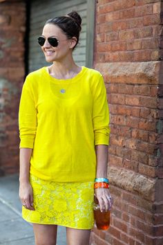 bright colors for summer!