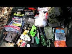 Get home bag sau Survival kit level 2