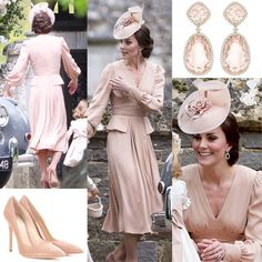 """- HRH The Duchess of Cambridge (@katemiddletonnn) on Instagram: """"more pics  So let us go to Kate's outfits!  She chose to wear one of her favorite brand, a pale…"""""""