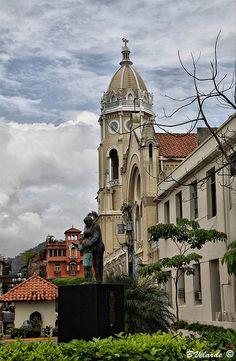 Old Downtown Panama - Casco Viejo