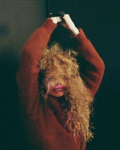 Photography Brianna Capozzi   Make-up Yadim  Styling Emma Wyman  Model Maeve Whalen  Taken from the summer issue of Dazed