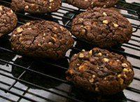 Easy Chocolate Cake Mix Cookies