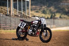 Indian Scout FTR750 Motorcycle