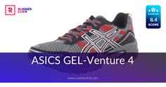 ASICS GEL-Venture 4 Review Trail Shoes, Trail Running Shoes, Asics Gel Venture, Running Shoe Reviews, Asics Running Shoes, High Level, Popular Pins, Things To Buy, Designer Shoes
