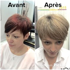 rsultat aprs un effassor puis 2 dcolorations au 30vol avec olaplex re coloration 901 - Coloration Apres Decoloration