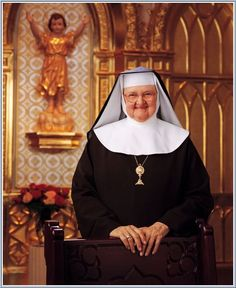 I have learned so much of the working truth from Mother Angelica.  Spiritually practical....