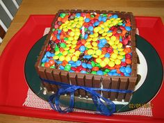 Cool birthday cake idea