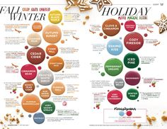 《SCENTSY》 FALL WINTER..& HOLIDAY SCENTS http://rockingh.scentsy.us/