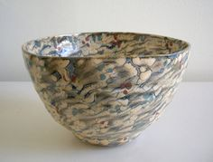 Gilles Le Corre (french) __ shown by Contemporary Ceramics now housed in an exhibition space in Somerset House
