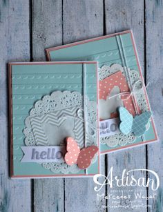 Artisan Wednesday Wow | Creations by Mercedes