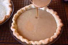 Chocolate Butterscotch Pie for Tuesday Jan 10, 2012
