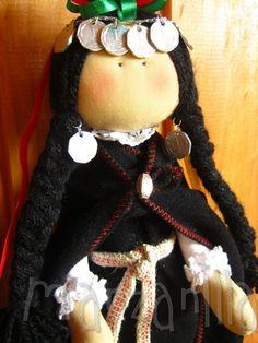 muñecas mapuches - Buscar con Google