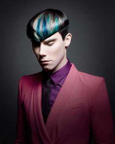 Korean Hairstyles 2013 For Men 007