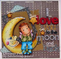 Le piccole cose di Giò: Magnolia Sweet Moon for TSM challenge