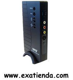 Ya disponible Conversor NPG vIDEo real game hd   (por sólo 38.99 € IVA incluído):   -Conversor de video de Alta Definición, resolución hasta 1920X1200. Con múltiples entradas de video, permite conectar prácticamente cualquier fuente de video (reproductor DVD, X-BOX, X-BOX360, PS2, PS3, Video Cámara, etc…), convertirlo en señal VGA y verlo directamente a través de el monitor sin necesidad de que el PC esté encendido. No es necesario ningún tipo de driver ni softw