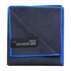 The Aquis Adventure is the perfect travel towel for any type of traveling. Made from microfibers, it absorbs 4 times its weight in water while providing comfort and durability. Drying quickly, you won't have to wait around or carry a wet towel with you as you head to your next destination. Discover our complete list and share with us your favorite! #TravelFashionGirl #TravelFashion #TravelTips #whattopack #traveltowel #musthave Beach Vacation Packing List, Packing List For Travel, Best Swimwear, Packing Light, What To Pack, Travel Style, Road Trip, Towel, Traveling