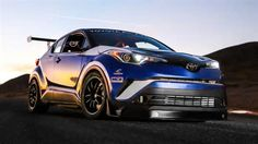 This Toyota C-HR achieves coolness thanks to 600 hp and a manual The Toyota C-HR is a somewhat above average crossover with nifty styling, but nobody would ever call it exciting due to its sluggish 144-horsepower four-cylinder that can't be coupled with anything but a CVT. So, for the high-performance C-HR R-Tuned you ...