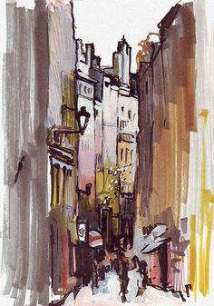 Клуб рисовальщиков: Новогодние каникулы. Изображение № 4.