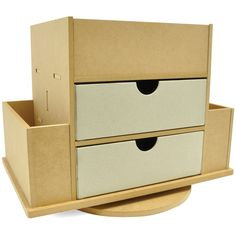 Found it at Blitsy - Beyond The Page MDF Craft Caddy - 13.25 x 10.5 x 8.5