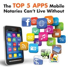 We're less than a week away from announcing the winner of our Sizzling Summer Giveaway!   Apps to help you grow your #Notary business