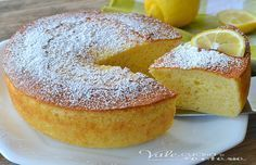 Yummy Treats, Sweet Treats, Yummy Food, Italian Desserts, Just Desserts, Lemon Recipes, Sweet Recipes, Cupcake Cakes, Cupcakes