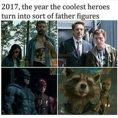 In 2016, heroes could never get along...but look at them now!