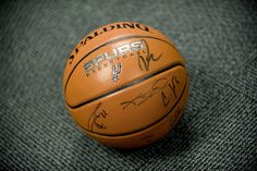 Get an autographed ball and contribute to a great cause! Bid on balls, jerseys, and more in the KENS 5 Los Spurs Jersey Auction. Click to place your bid - auction ends at 11PM CST on May 20th.